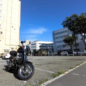 【2日目 青森・下北半島】3泊4日青森&北海道バイク旅