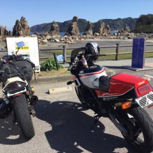 【1日目】2020春の紀伊半島ツーリング。和歌山 串本・橋抗岩&大島