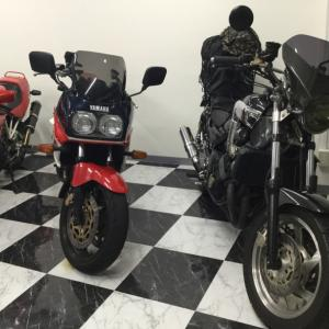 バイク日和が待ち遠しい。