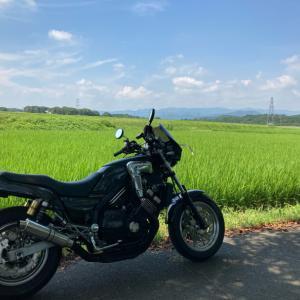 【壱】真夏の嵐山・東秩父ツーリング