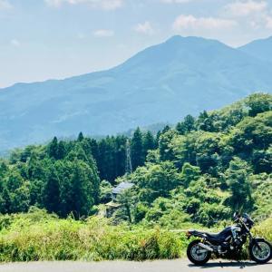 【弍】真夏の嵐山・東秩父ツーリング