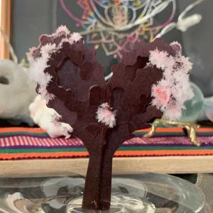 尿素で桜咲く!マジックツリー