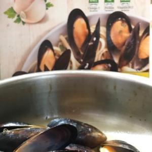 コストコで「ムール貝のソース」