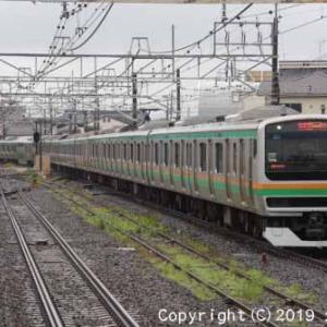 EF81 95 + E26系 団体「カシオペア紀行」 久喜
