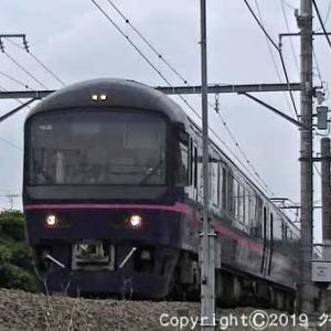 485系 華 回送「お座敷 青梅奥多摩号」 羽村~小作