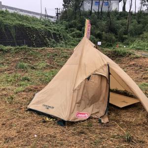 キャンプの季節が近づいて来ましたね - ウォームアップキャンプ
