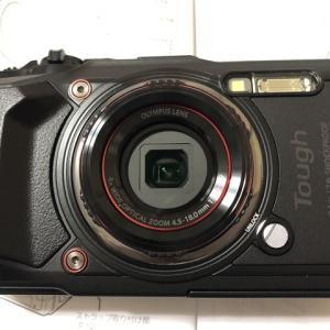 防水カメラ OLYMPUS TG-6 とうとう入手