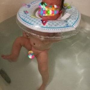 1歳9ヶ月、お風呂イヤイヤ期到来!?