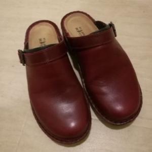 買ってよかった、育児靴『NAOT・アイリス』