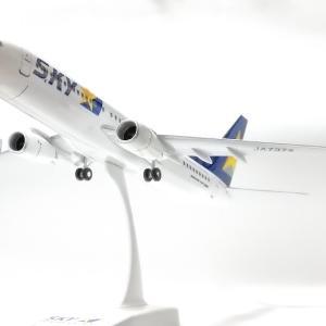 【航空機事業部】EverRise(エバーライズ)スカイマーク航空 737-800w(1/130)が当航空局へやって来ましたヽ(=´▽`=)ノ