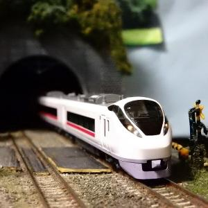 【Nゲージ鉄道模型】<常磐線仙台ゆき運転再開記念>KATO E657系 Nゲージ 系常磐特急「ひたち」自宅レイアウト走行シーンヽ(=´▽`=)ノ