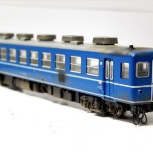 【Nゲージ鉄道模型】NゲージKATO12系客車へ車両ウェザリングの方法【過去記事再掲載】