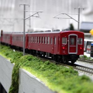 【Nゲージ鉄道模型】