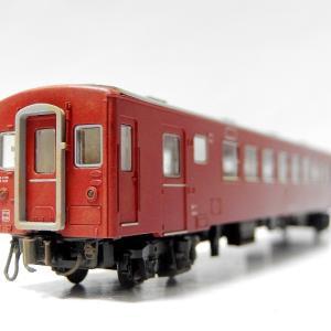 【Nゲージ鉄道模型】<車両工作アーカイブシリーズ>KATO 50系客車ディテールアップ工作 ウエザリング編その1(^^ゞ