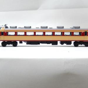 【Nゲージ鉄道模型】<車両工作アーカイブシリーズ>KATO 485系クハ481-300を仙台運転所所属車に工事施行(^^ゞ
