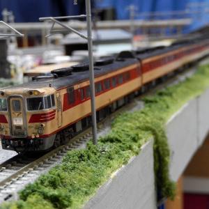 【Nゲージ鉄道模型】KATO キハ82系 6両基本セットのご紹介です。ウェザリング加工・ディテールアップ加工した当鉄道自慢の車両8月2日はキハ82の日!ヽ(=´▽`=)ノ