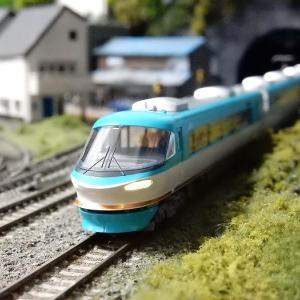 【Nゲージ鉄道模型】マイクロエース283系くろしお改良品令和2年8月3日なので283系の日!ヽ(=´▽`=)ノ