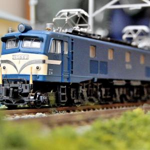 【Nゲージ鉄道模型】KATO EF58-89号機のご紹介です。本日は8月9日89号機の日!ヽ(=´▽`=)ノ
