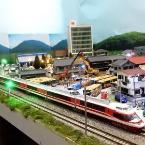 【Nゲージ鉄道模型】<入線報告>KATO 10-161 小田急10000形 HiSE 11両セット入線※2編成目しました【You Tube動画あり】ヽ(=´▽`=)ノ
