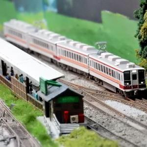 【Nゲージ鉄道模型】<入線報告>グリーンマックス 30077東武6050系新造車新ロゴマーク付き4両セット入線しましたヽ(=´▽`=)ノ