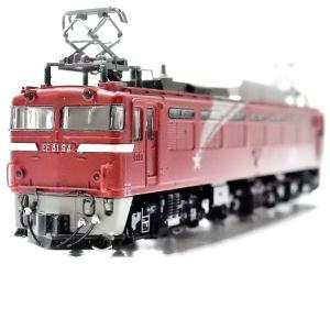 【Nゲージ鉄道模型】KATO EF81北斗星色旧製品を少しイジってみましたヽ(=´▽`=)ノ