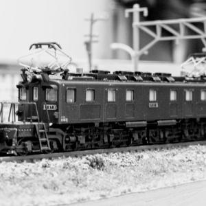 【Nゲージ鉄道模型】<EF57の日>EF57と修学旅行の思ひで昭和51年宇都宮から上野まで牽引してくれたゴナナと機関士さんの笑顔