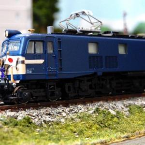 【Nゲージ鉄道模型】<EF58の日>KATO EF58当和賀野鉄道所属のゴハチさんのご紹介ですヽ(=´▽`=)ノ