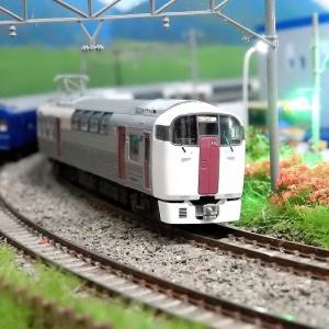 【Nゲージ鉄道模型】マイクロエース215系ホリデー快速ビューやまなし10両セット方向幕貼り付け作業施工しましたヽ(=´▽`=)ノ