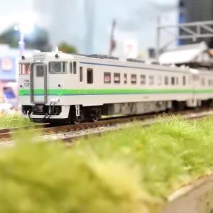 【Nゲージ鉄道模型】<入線整備>TOMIX JRディーゼルカー キハ40-1700形(M)+(T)入線整備工事を施工しましたヽ(=´▽`=)ノ
