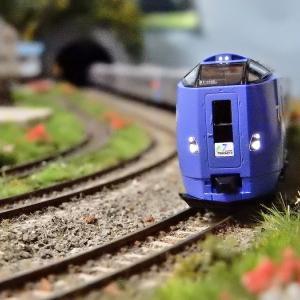 【Nゲージ鉄道模型】<入線整備>TOMIX98952限定品 JR キハ261-1000系特急ディーゼルカー(スーパーとかち)セット入線整備施工しましたヽ(=´▽`=)ノ