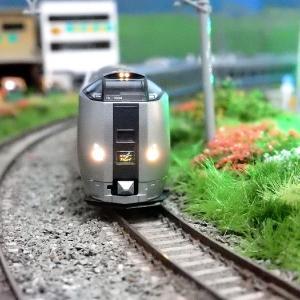 【Nゲージ鉄道模型】<入線整備>KATO10-1210  789系1000番台「カムイ ・ すずらん」 5両セット入線整備施工しましたヽ(=´▽`=)ノ