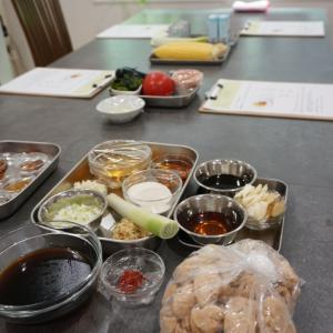 フェイクミート!と呼ばれるくらい肉っぽい食感の大豆ミート〜料理教室@伊豆〜