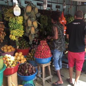 フルーツを食べるタイミング