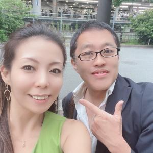 スリランカの有名人「うっちゃん」と大阪で!