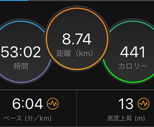 ゆっくりフルマラソンくらいではもう筋肉痛にもならないのか、、、w