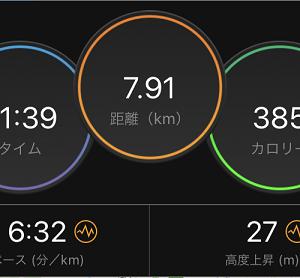 今月も400kmまでのカウントダウン。