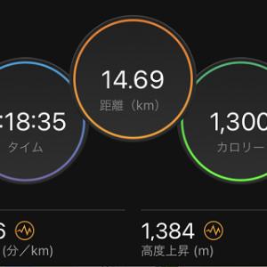 走れば走るほど遅くなーる。富士山試走2回目。