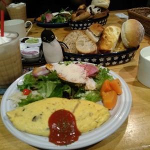 Zopf(ツオップ)のゆっくり朝食で優雅なひと時