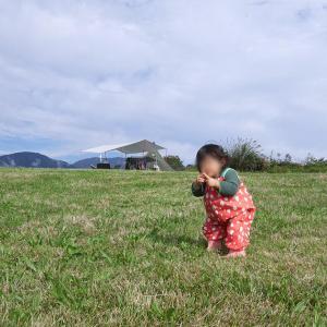 1歳児の薪ストーブキャンプ論。