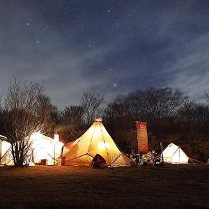 週末はファンミーティングキャンプへ。。。