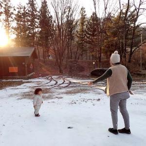 群馬のオシャレなキャンプ場。グリーンパークふきわれ。① 〜無雪編〜