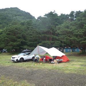 キャンプレポ。本栖レークサイドキャンプ場へ行って来ました。