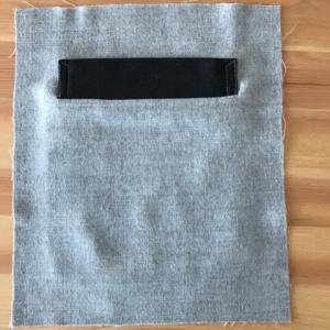 既製服のようにきれいなソーイング 部分縫い教室*箱ポケット
