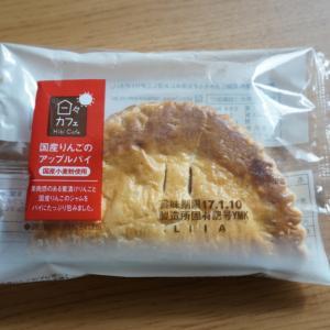 日々カフェ 「国産りんごのアップルパイ」を食べてみた!