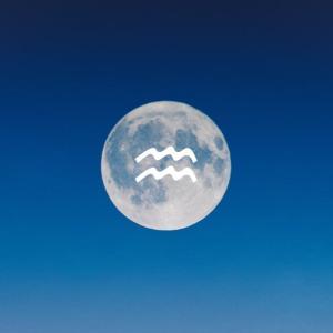 【水瓶座】満月のお願い【叶う書き方】