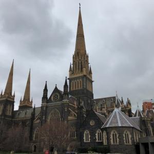 荘厳であり慈愛を感じる「セントパトリックス大聖堂」