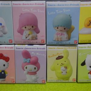 Sanrio Characters Friends