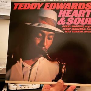 Teddy Edwardsを聴いて思い出した事
