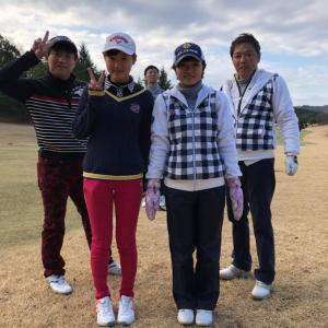 茨城ジュニアゴルフ親子大会