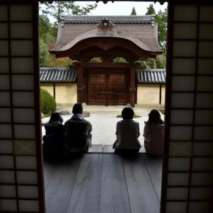 光明寺の堂内